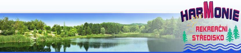 Camping logo Harmonie - Machovo jezero