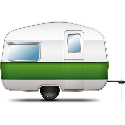 caravans and caravans logo