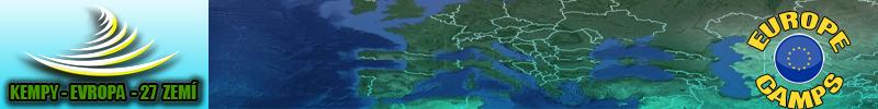 Levné kempy z celé Evropy