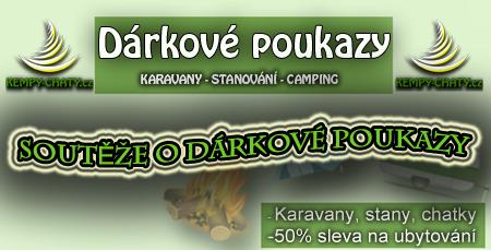 Soutěž na Kempy-chaty.cz