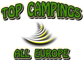 Camps, camps, accommodation in Europe