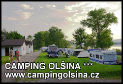 Camping Olšina - Lipno