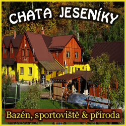 Chata Oldřiška - Jeseníky
