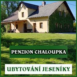 Chaloupka Melcher Jeseníky