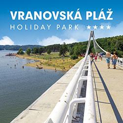 キャンプ場Vranovskápláž