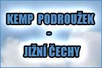 Kemp Podroužek - jižní Čechy