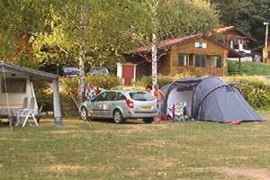 kamperen in de Zlin-regio, euro-camping