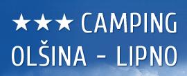 Logo van het kamp Olšina Lipno