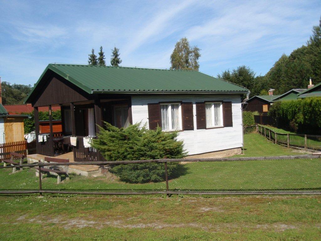 chata z venku