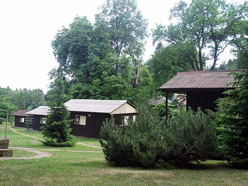 chatová osada ostaš, pobyty pro děti