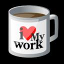 Arbejde, brigade logo