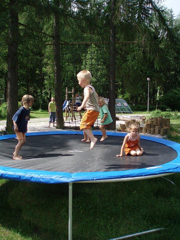 Camping Karolina - parco giochi