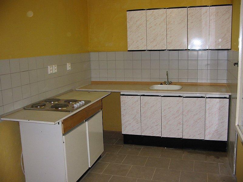 Kemp Karolina - ubytovna, kuchyň