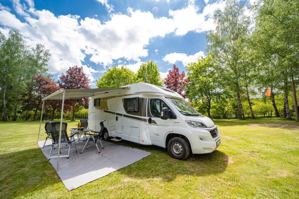 Campingvogne i Dolce Camping