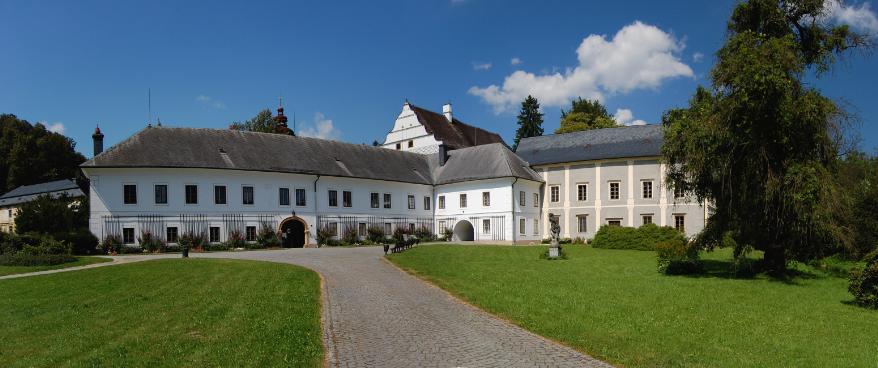 Chateau Velké Losiny, Olomouc Region