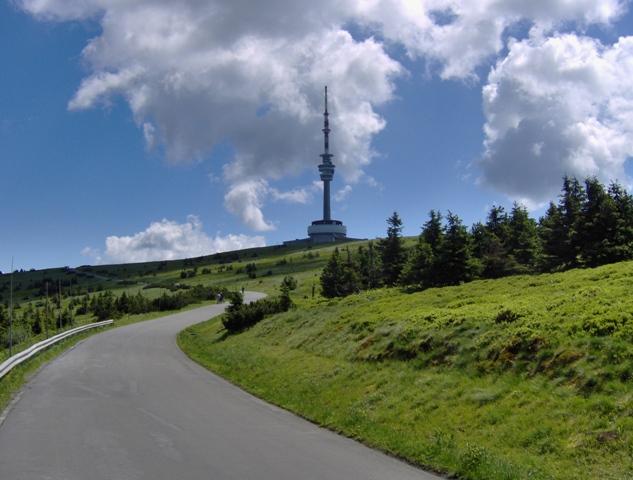 Praděd, Olomoucký kraj