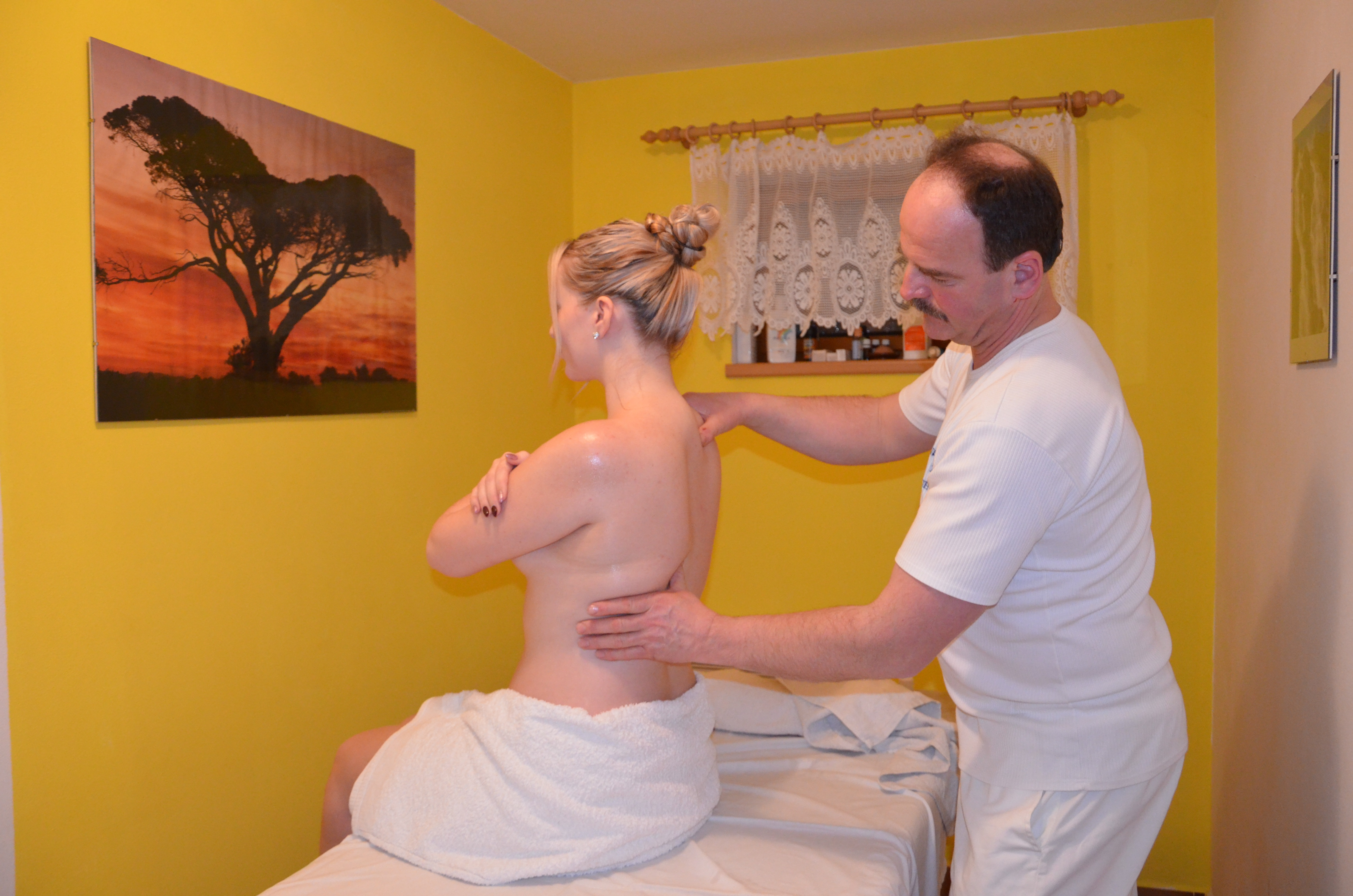 Massage professionnel