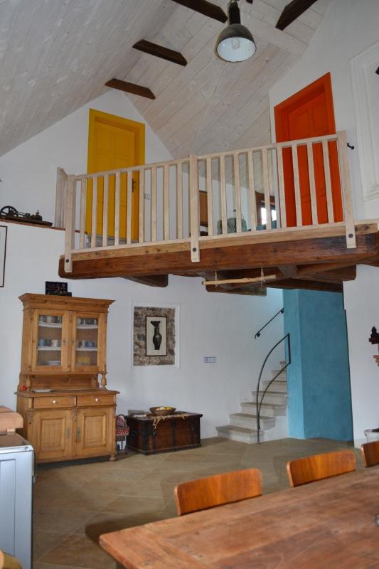Společenská místnost - Velký apartmán Modletice