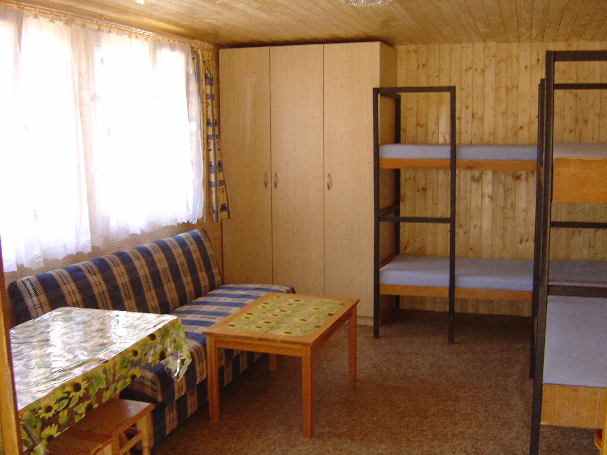 Cabine interieur Radava