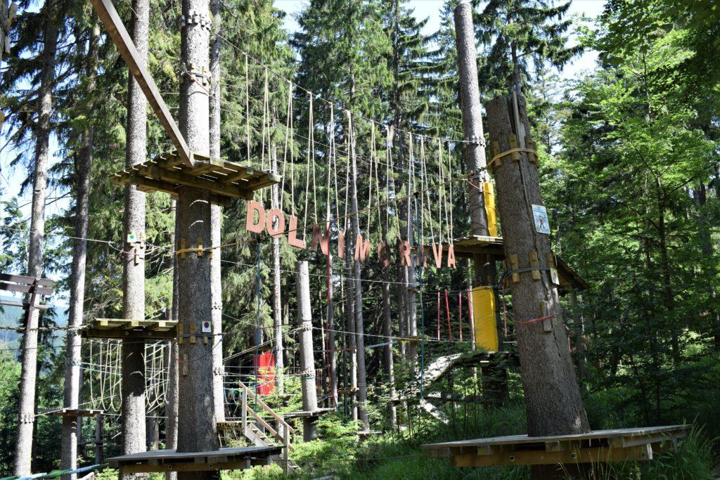 Lesní zážitkový park Dolní Morava