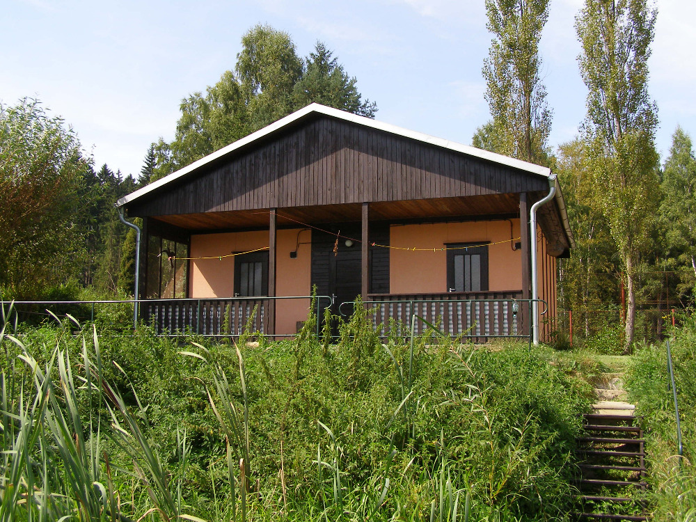 Chata Malý Rartmírov a okolí