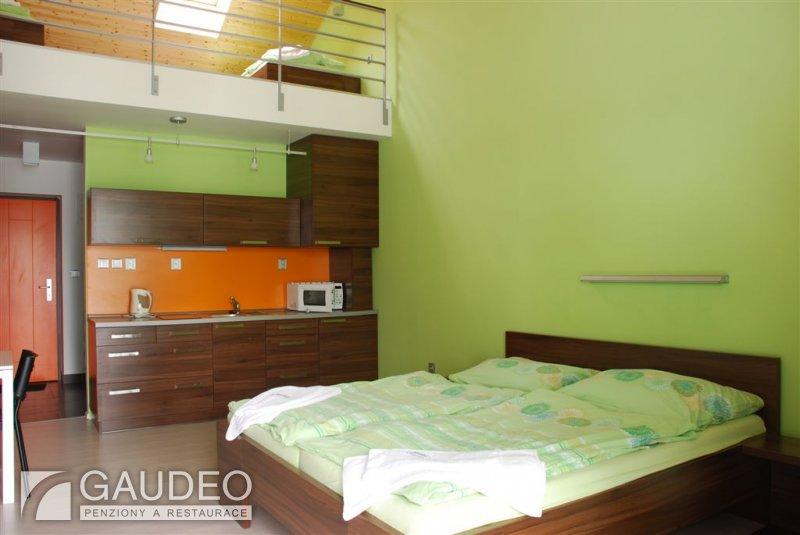 Pokoje w hotelu Gaudeo