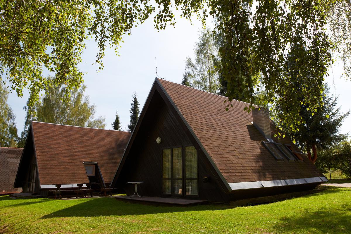 Camping Dolce Reuzengebergte - huisjes