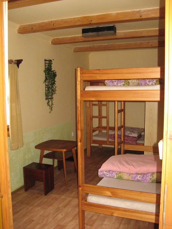 Camping Havraníky - cabin