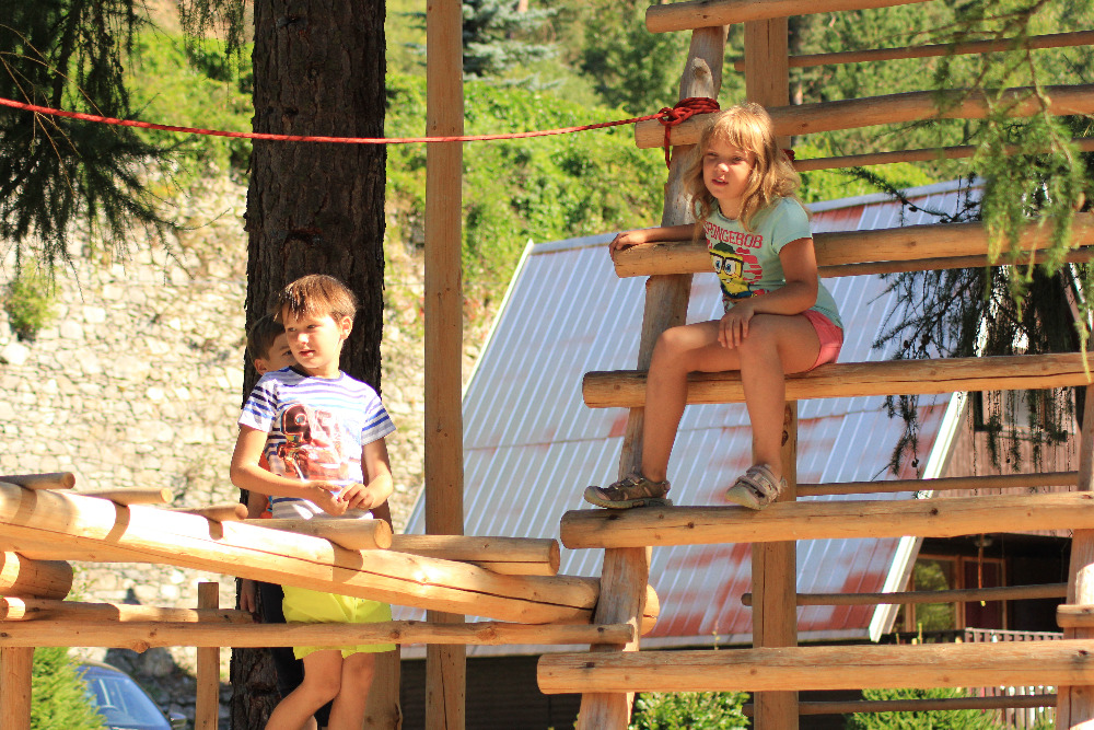 Camping Karolina - Playground for children