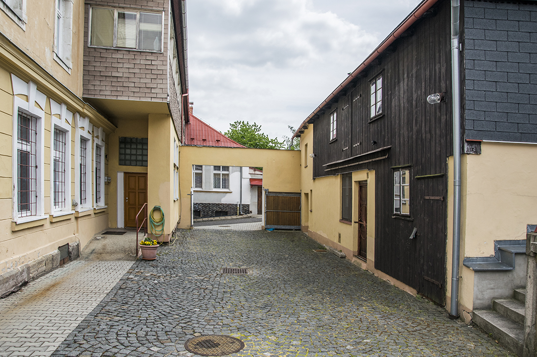 Penzion Dcer Božské lásky, Ústecký kraj