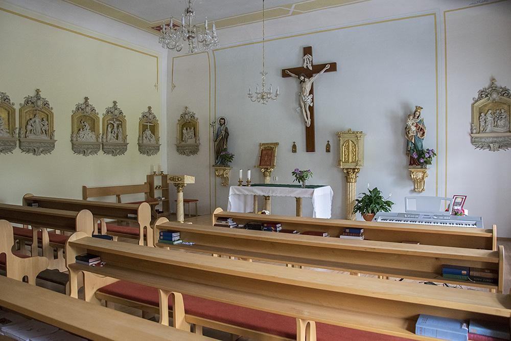 Kaple Klášterní penzion