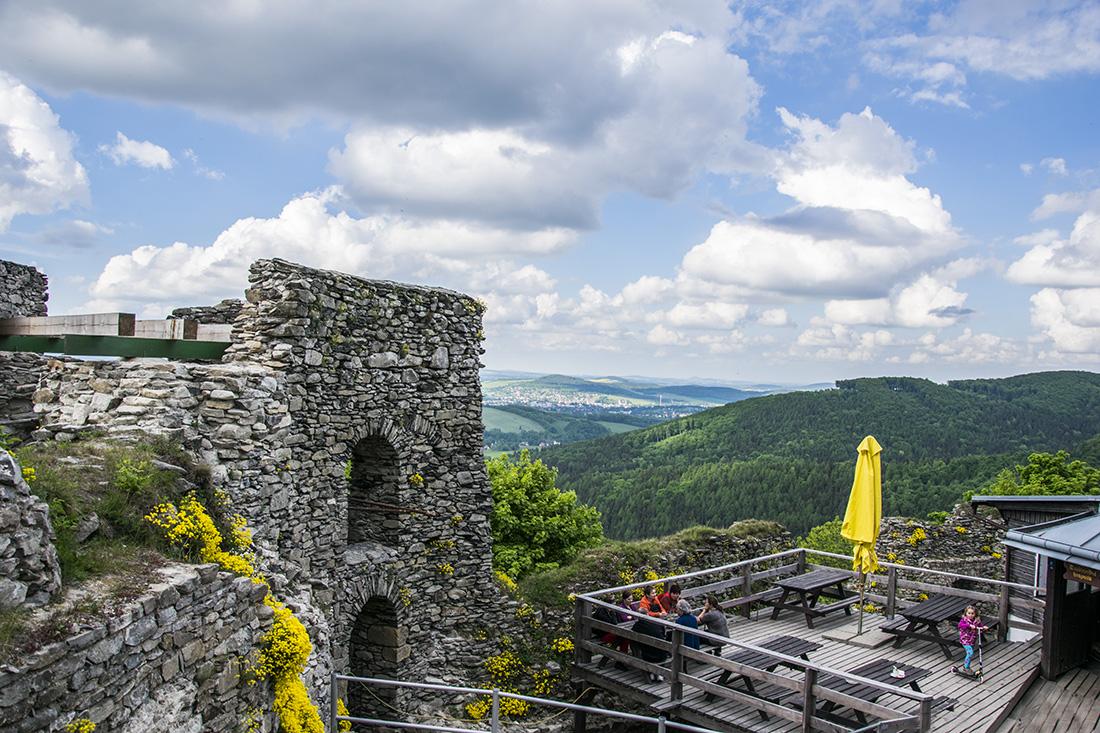 Zřícenina hrad Tolštejn