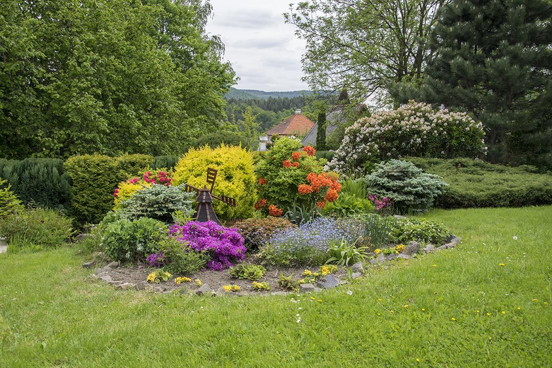 Zahrada Klášterní penzion