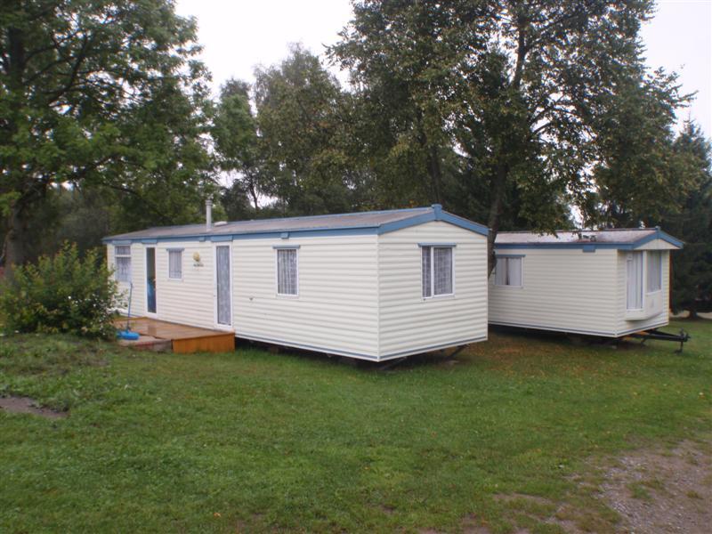 MObilheim - Campingplatz Jenišov