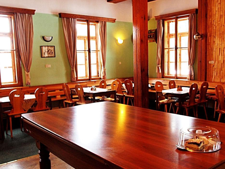 Restaurant Modrokamenná bouda