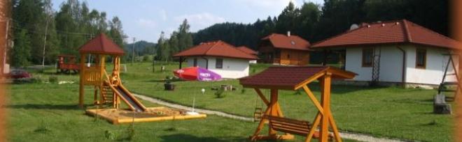 Dětské hřiště kemp Motýlek