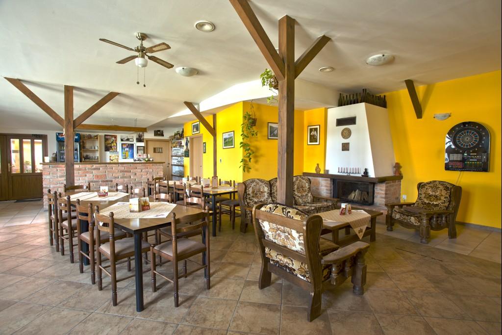 Restauracja / pub w Perku Znojmo, Morawy Południowe