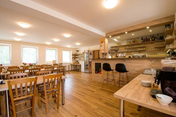 Restaurant Zlatovláska, Pluhův Ž'dár, Südböhmen
