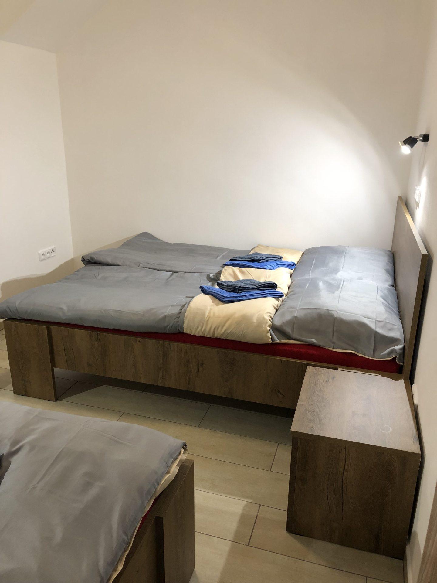 アパートメントM3-ベッドルーム