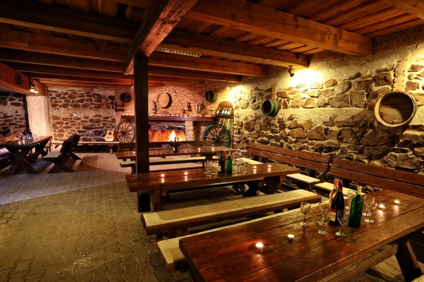 Vinný sklep Šatov, Znojmo