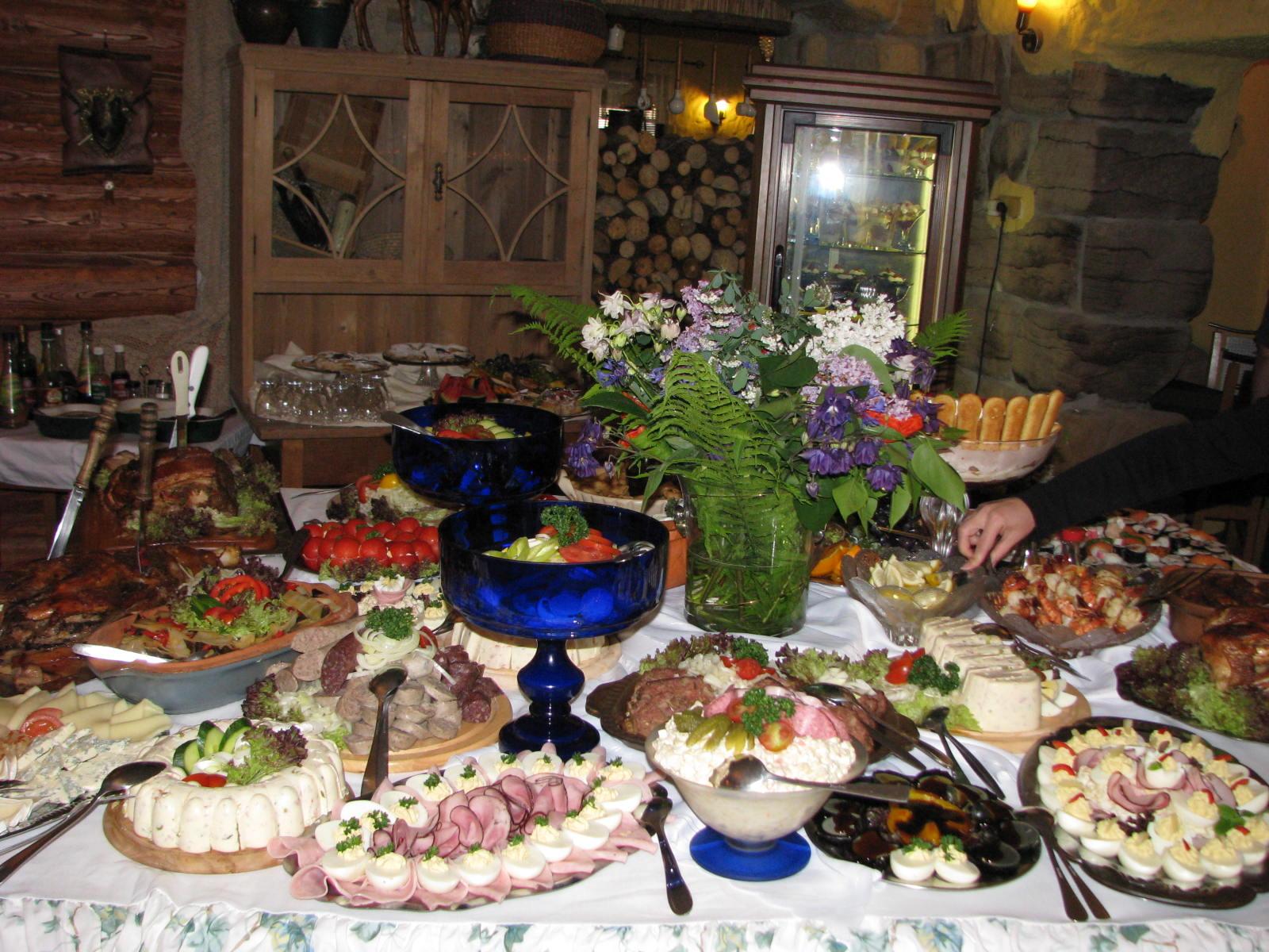 Restaurace Sklípek - rauty v penzionu U Duba, Liberecko