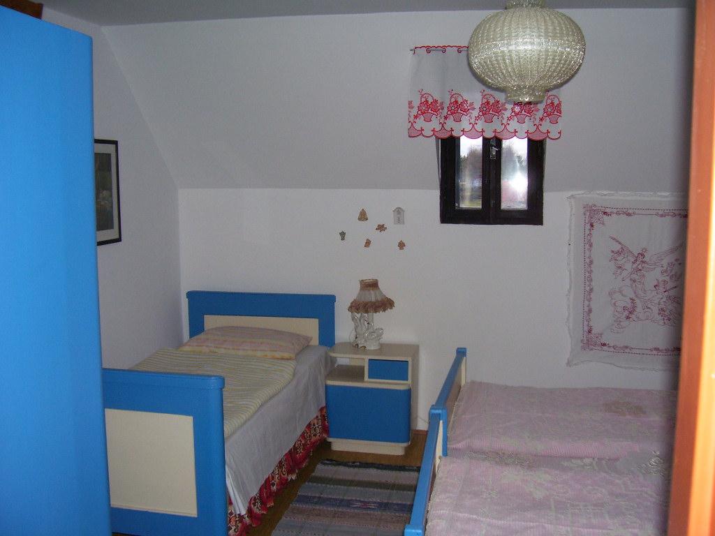 3 lůžkový apartmán v 1. patře, Kytlice