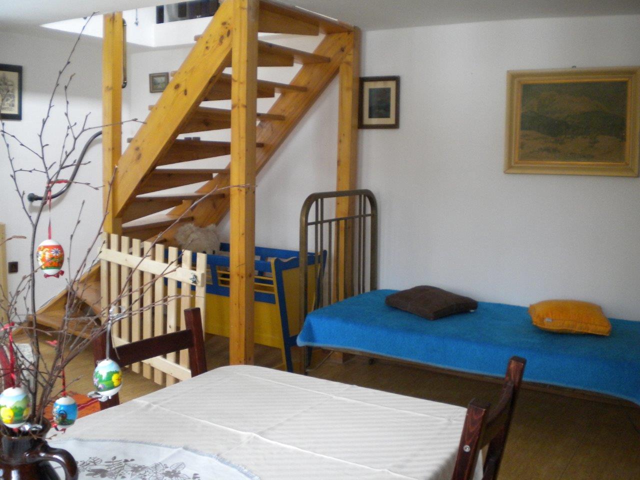 Rodinný apartmán Kytlice, Ústecko