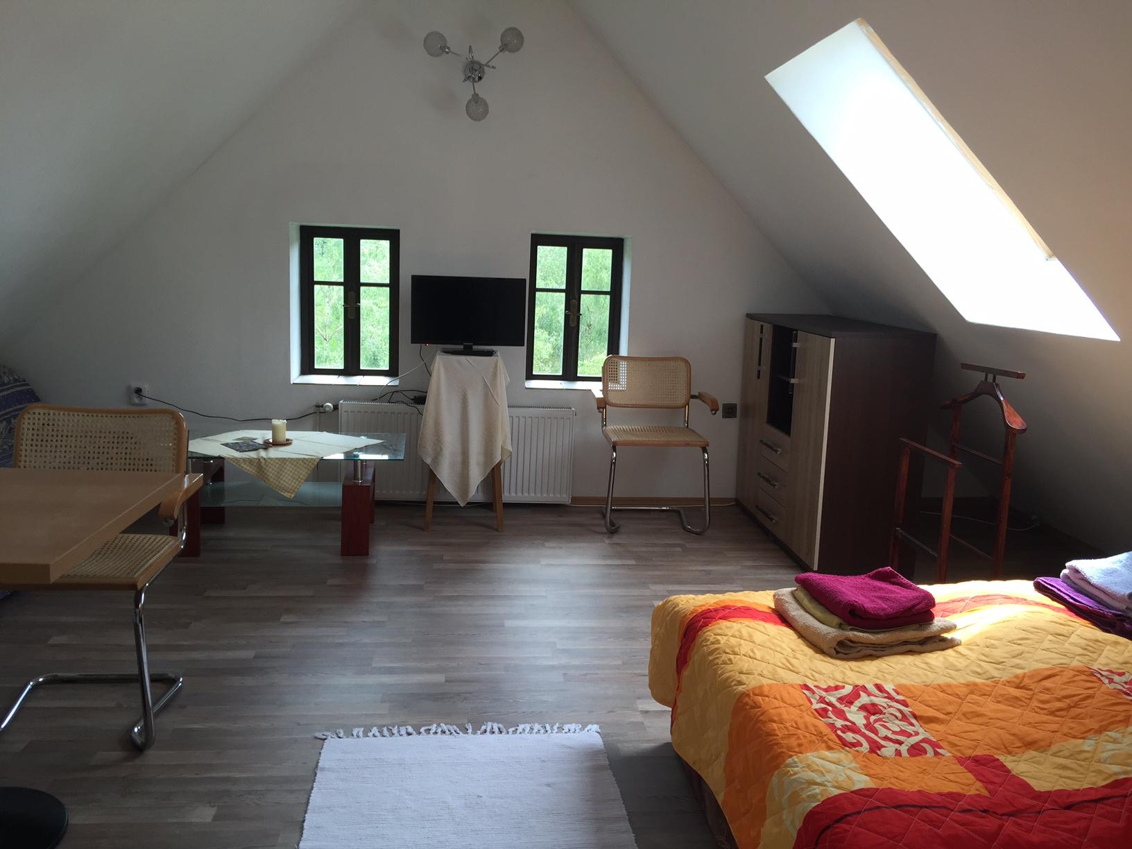 Apartmán č. 5 v podkroví