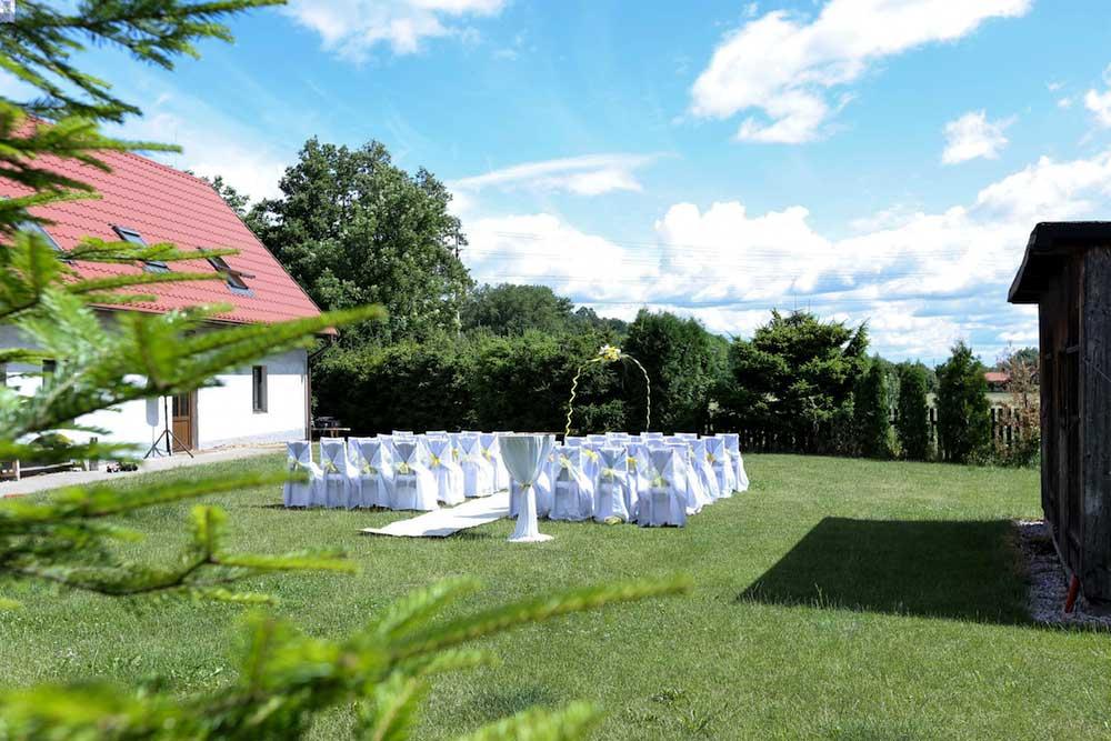 ゲストハウスでの結婚式