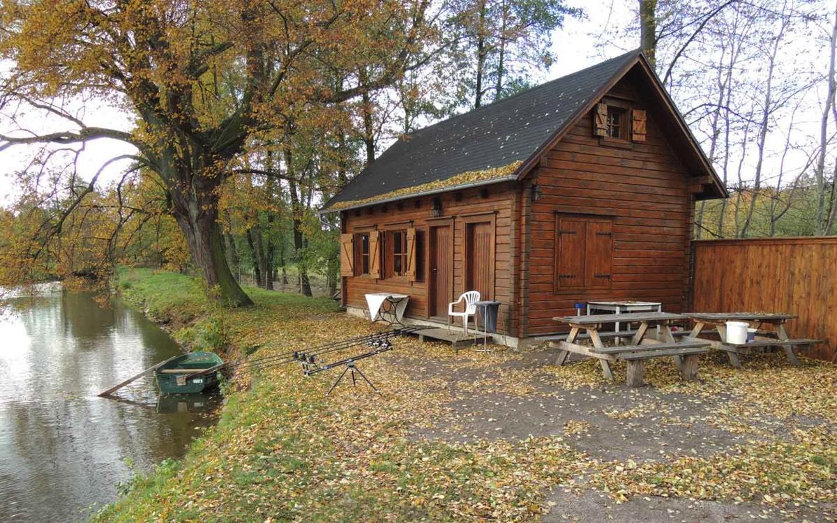 Sportovní rybolov v penzionu, Střední čechy