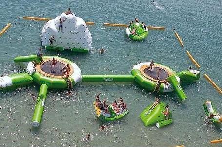 Water park - kemp Bezdrev