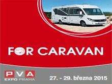 Forcaravan - výstava karavanů Praha