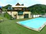 Rekreační areál Bret - piscina