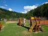 Chatová osada Bítov - plac zabaw